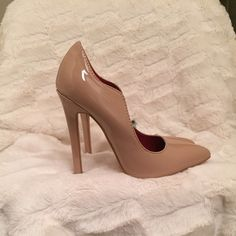 Brand new nude stiletto Nude pump stiletto Shoes Heels