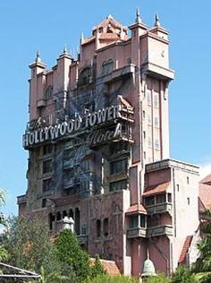 Disney Hollywood Studios Park - TT