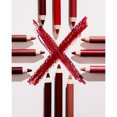 Estee Lauder Double Wear Stay-in-Place Lip Pencil ($25) ❤ liked on Polyvore featuring beauty products, makeup, lip makeup, lip pencils, apple cord, estee lauder lip pencil, estee lauder lip liner, lip gloss makeup and estée lauder