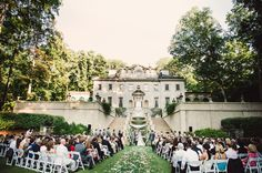 wedding at the Swan House in Atlanta | Scobey Photography