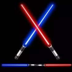 US$ 43.00 - 2-IN-1 LED LIGHT UP SWORDS SET FX DOUBLE BLADED DUAL SABER - m.kou100.com Star Trek Posters, Star Wars Jokes, Lumiere Led, Cool Inventions, Interstellar, Sound Effects, Cool Gadgets, Light Up, Really Cool Stuff