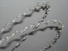 STEFANA with Freshwater pearls Orthodox Wedding Crowns / Greek Stefana / Tiaras / Stephana Silver plated