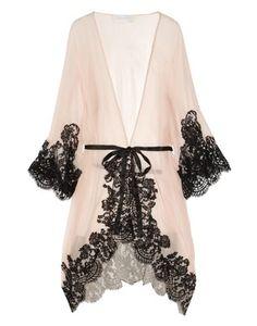 sassy silk robes