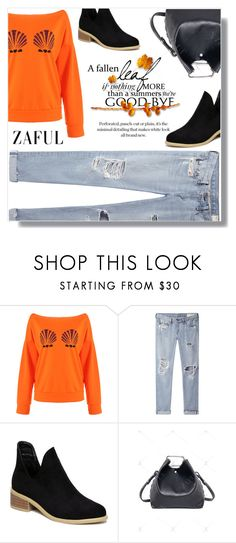 """""""Be amazing"""" by fashion-pol ❤ liked on Polyvore featuring rag & bone/JEAN and vintage"""