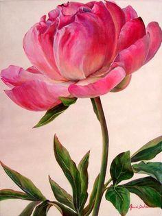 Muriel Dolemieux, 1954 ~ Figurative painter