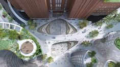 Bjarke Ingels' public square for Battersea Power Station.