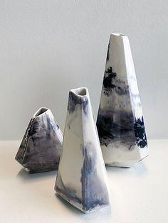 Ceramic Decor, Ceramic Clay, Ceramic Vase, Clay Vase, Porcelain Ceramic, Ceramic Houses, Slab Pottery, Pottery Vase, Ceramic Pottery