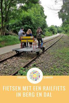 Railfiets Groesbeek Kranenburg #leukmetkids #nijmegen #lekkerwegineigenland #Gelderland #uitje #kinderen