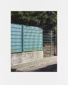 Gerhard Richter, Zaun (Fence), 2016 37.5 x 29.0 cm Editions CR: 171, Fine Art print on Arches Velin paper, mounted on Alu Dibond.
