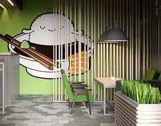 """Check out new work on my @Behance portfolio: """"Design Sushi Bar"""" http://be.net/gallery/65702399/Design-Sushi-Bar"""