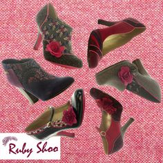 675ac47f Gorgeous Autumn Winter Shoes 2015 from Ruby Shoo available at  www.hirstfootwear.co.