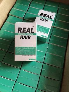 Real Hair Eyebrow and Hair Enhancing Growth Serum Mixed Natural Extract 12 Ml Guarantee 2 Weeks Result ** Click image to review more details.