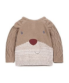Knitted Deer Jumper