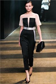 Fall Winter 2012-13 3.1 Philip Lim, New York.  - click on the photo to see the complete collection and review on Vogue.
