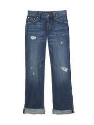 Old Navy destructed jeans are my usual outer-wear attire