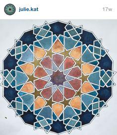 Art of Islamic pattern. Motifs Islamiques, Islamic Motifs, Islamic Tiles, Islamic Art Pattern, Arabic Pattern, Pattern Art, Pattern Design, Geometric Patterns, Geometric Designs