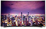 Grundig Fine Arts FLX 9591 BP 164 cm (65 Zoll) Curved Fernseher (Ultra-HD, HD Triple Tuner, 3D, Smart TV) schwarz