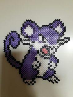 Pokemon rattata gemaakt door chayenne