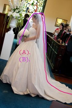 Cathedral Wedding Veil 5 Fabulous DIY Wedding Veil Ideas