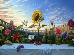Vladimir+Kush+Wallpaper | La pintura surrealista de Vladimir Kush (10 imágenes)
