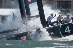 America's Cup - San Francisco 2013: racing on this week in SF Bay 8/21 to 8/26