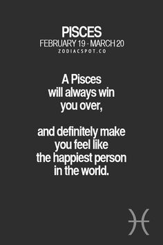 ZodiacSpot - Your all-in-one source for Astrology Aquarius Pisces Cusp, Zodiac Signs Pisces, Pisces Quotes, Pisces Woman, Pisces Facts, Zodiac Sign Facts, My Zodiac Sign, Sign Quotes, Me Quotes