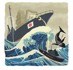 Sea Shepherd by Jerry Russell