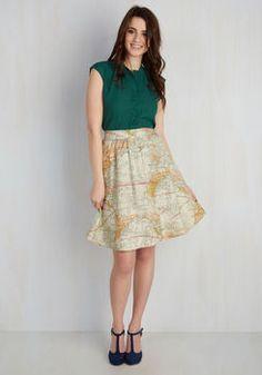 For the Mercator Good Midi Skirt