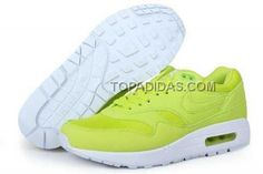 http://www.topadidas.com/nike-air-max-1-87-mens-green.html Only$79.00 #NIKE AIR MAX 1 87 MENS GREEN #Free #Shipping!