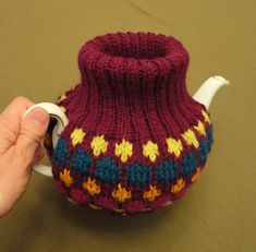 Ravelry: loopysue's ASB teapot sweater