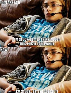 Gamers Back Then. Gamers Now Funny Gaming Memes, Funny Games, Video Game Logic, Video Games, Look Here, Resident Evil, Skyrim, I Laughed, Laughter