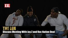 The Lox Share the Story of Meeting With Jay Z and Signing to Roc Nation  The LOX break down their meeting with Jay Z and Roc Nation and speak on signing with the label.  http://www.hiphopdugout.com/videos/the-lox-share-the-story-of-meeting-with-jay-z-and-signing-to-roc-nation