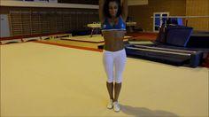 cheerleaders look amazing in yoga pants