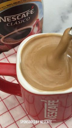 Coffee Smoothie Recipes, Coffee Recipes, Fun Baking Recipes, Cooking Recipes, Yummy Drinks, Yummy Food, Cafe Food, Diy Food, Food And Drink