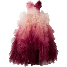 ... tulle Concealed hook and zip fastening at back nylon  lining  silk 2bd519218252f