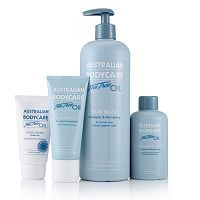 203128 - Australian Bodycare 4 Piece Essentials Collection