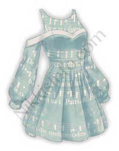 Love Nikki Beautiful Melody - Nikki's Info - Love Nikki Beautiful Melody – Nikki's Info - Manga Clothes, Drawing Anime Clothes, Dress Drawing, Anime Outfits, Mode Outfits, Fashion Outfits, Trendy Fashion, Clothing Sketches, Dress Sketches