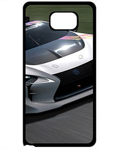 Dota Galaxy Note5's Shop High Quality 2015 Lexus LF-LC GT Vision Gran Turismo 6 Skin Case Cover Specially Designed For Samsung Galaxy Note 5 4718185ZA811883397NOTE5