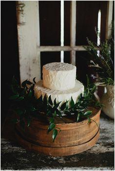 French farm wedding cake   Image Kristyn Hogan Photography, styling Cedarwood Weddings