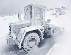 Frozen World - Sniezka, Poland - Piotr Krzaczkowski @ photo.net