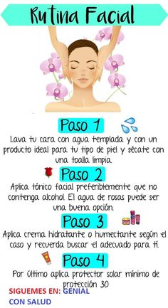 Essential Face skin care routine number it is a awesome road to give right care of one's facial skin. Morning to night-time %%KEYWORD%% regimen of face skin care. Beauty Care, Beauty Skin, Beauty Hacks, Diy Beauty, Beauty Ideas, Homemade Beauty, Face Beauty, Beauty Makeup, Eye Makeup