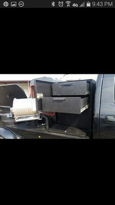 Tool boxes Truck Bed Box, Truck Boxes, Rig Welder, Welding Beds, Welding Trucks, Shop Truck, Truck Accessories, Welding Projects, Custom Boxes