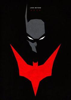 Batman Beyond, by ColourOnly