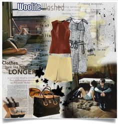 """Everlasting Style with Woolite & Calivintage"" by anashe ❤ liked on Polyvore"