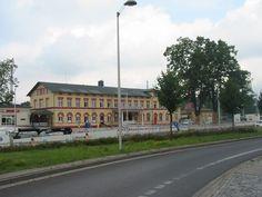 Bahnhof Greifswald