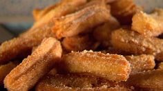 HAPPY CINCO DE MAYO RECIPES ... Churros Recipe ~ INGREDIENTS: Butter - Water - Salt - Lime zest - All-purpose flour - Eggs - Vegetable oil  - Sugar - Ground cinnamon - Bag pastry (special, large star tip)