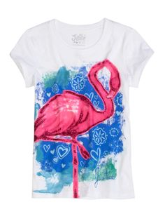 I bought this shirt for Reva at Justice so wanted one for myself. Reva loved it