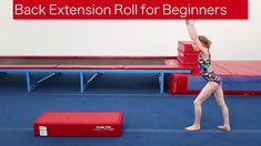 Back Extension Roll Drill for Beginners Many beginners learning a back extension roll tend to bend their arms and muscle up into the handstand. This can lead...