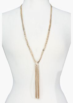 Braided Tassel Necklace | Shop for Braided Tassel Necklace Online