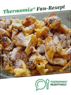 Kaiserschmarrn by A Thermomix ® recipe from the Sweet Baking category at www.de, the Thermomix ® Community. Kaiserschmarrn by A Thermomix ® recipe from the Sweet Baking category at www.de, the Thermomix ® Community. Low Carb Recipes, Crockpot Recipes, Baking Recipes, Soup Recipes, Cooking Icon, Cooking Chef, Brownie Oreo, Thermomix Desserts, Banana Split